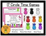 Circle Time Games