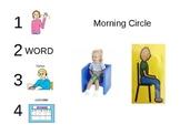 Circle Time- Garden Theme- Autism