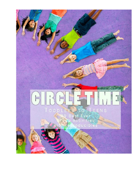 Circle Time Group Games for All Ages