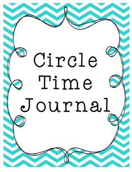 Circle Time Journal