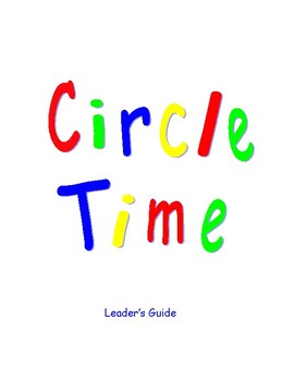 Circle Time Leader's Guide
