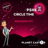 Circle Time Kit | Facilitate Student Voice | Grades 1-7