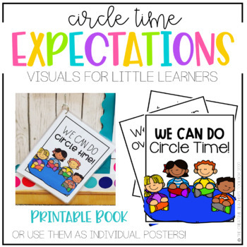 Classroom Management for Little Learners: Circle Time Expectations