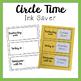 Circle Time Set - Bright Colors