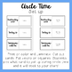 Circle Time Set - Ink Saver