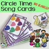 Circle Time Songs - BIG BUNDLE 140+ Songs