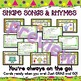 Circle Time Songs Learning Shapes - Set 8