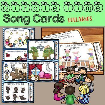 Circle Time Songs - Lullaby Songs for Preschool and Kindergarten