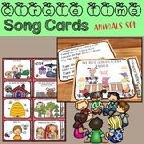 Circle Time Songs about Animals