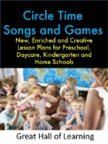 Circle Time Songs and Games