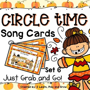 Circle Time Songs and Finger Plays for Thanksgiving and Fall