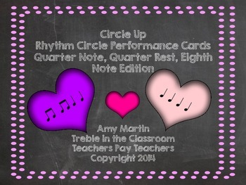 Circle Up: Rhythm Ensemble Performance Activity (Quarter, Eighth Edition)