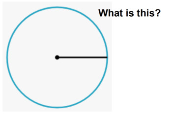 Circle Vocabulary Review