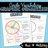 Circle Vocabulary Graphic Organizer