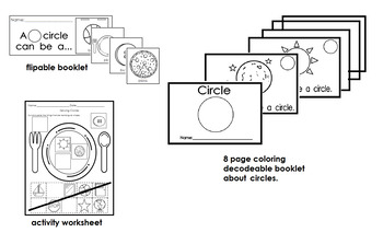 Circle activities