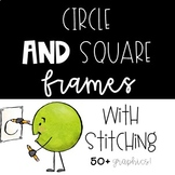 #ausbts18 Circle and Square Frames