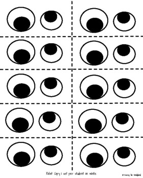 Shape Robot Craft (Circle and Square)