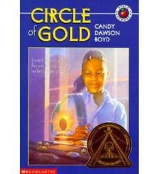 Circle of Gold - comprehension questions