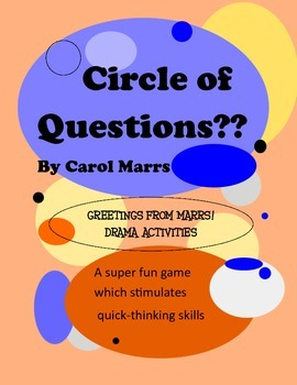 Drama Game-Circle of Questions