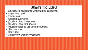 Circle of control Activity Bundle! 72 task cards with sorts!