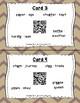 Circle the Sounds QR Code Task Cards Set 2 IREAD PHONICS