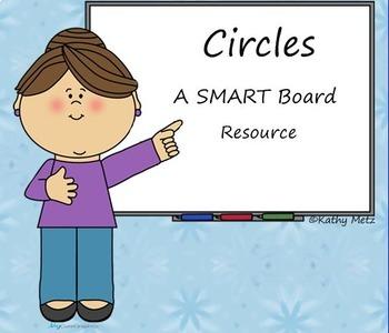 Circles:  A SMART Board Resource