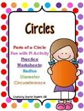 Circles Activities and Worksheets