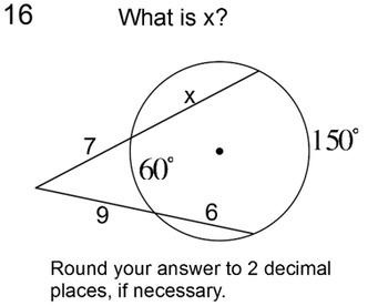 Circles, Arcs, Angles & Line Segments- 5 Assignments for S
