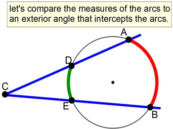 Circles, Arcs and  Angles 2 References, 6 Lessons & 14 Assignments, Power Point