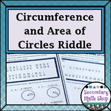 Circles - (BEGINNER) Circumference and Area of Circles Rid