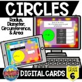 Circles Boom Card Bundle {Digital Cards}