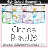 Circles Bundle - High School Geometry