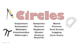 Circles Careers Poster