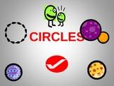 Circles (Center Point, Radius, Diameter)