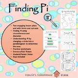 Circles: Finding Pi