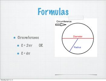 Circles--Geometry