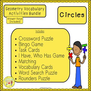 Circles Geometry Bundle