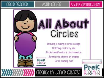 Circles: Math Center