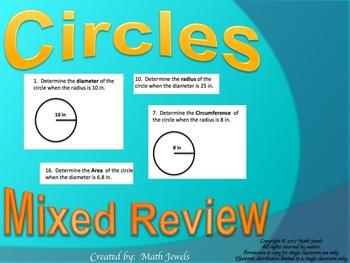 Circles Mixed Review