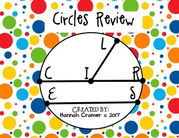 Circles Review Power Point