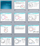 Circles (Tangents/Chords/Secants/Arcs) - PPT, Notes, Proofs, and Practice BUNDLE