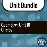 Circles Unit Bundle