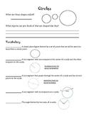 Circles: Vocabulary