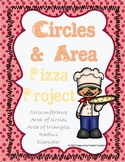Circles and Area Pizza Project
