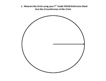 Circles and Composite Figures Review and Activity