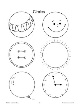 Circles and Other Shapes
