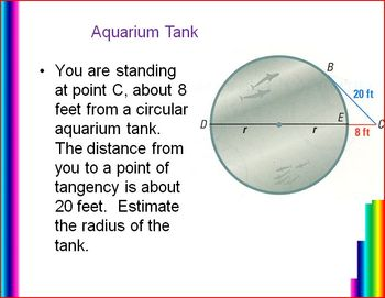 Circles and Segment Lengths (PP)