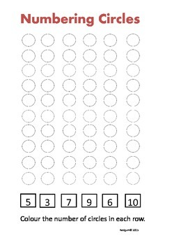 Circles classroom activities