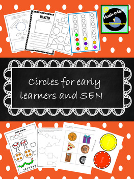 Circles for Early Learners and SEN