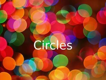 Circles powerpoint presentation